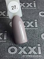 Гель-лак Oxxi Professional № 27