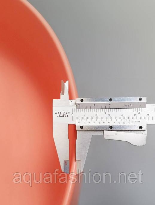 Раковина накладная на столешницу 65 см ArtCeram GHOST GHL002