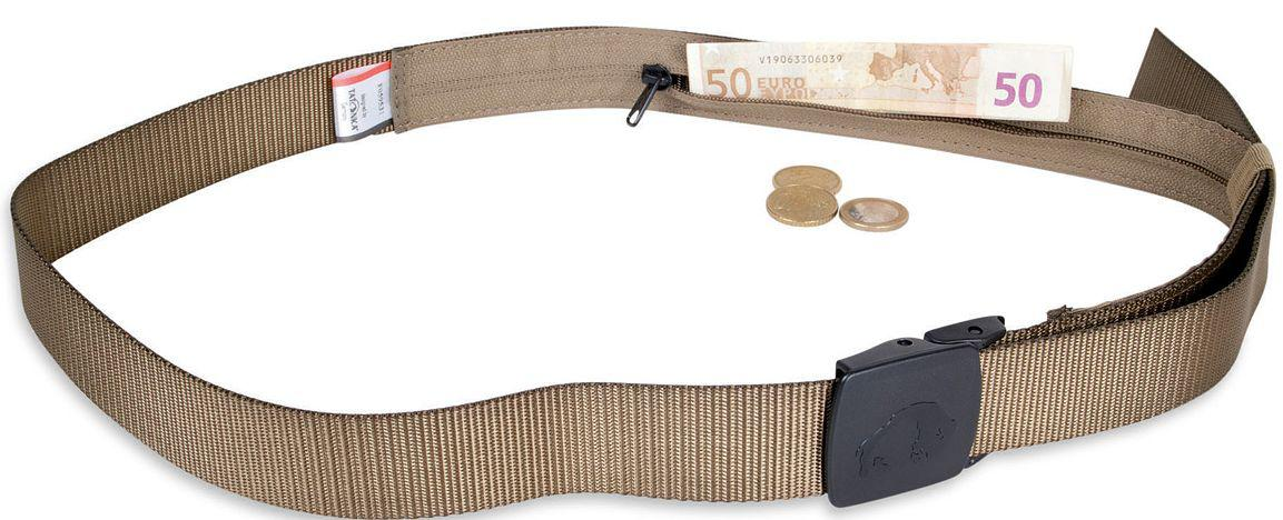 Тканевый ремень Tatonka Travel Waistbelt TAT 2863.343, 3 см