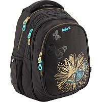 Рюкзак Kite K18-801L-10 школьный подростковый на два отдела и карман 43 х 33 х 23см