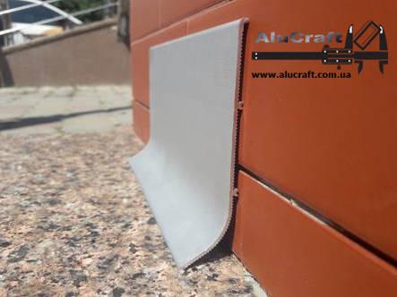 Плинтус напольный широкий / анод L-3,0 мп, фото 2