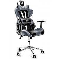 Геймерское кресло Diablo X-Eye черно-серое