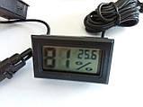 Цифровий термометр і гігрометр, фото 4