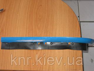 Обрамление фары-ресничка, правая JAC 1020 Синяя