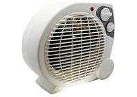 Тепловентилятор электрический для дома DOMOTEC DT-4200, 2000Вт, 3 режима работы, защита от перегрева, регулируемый термостат, Электрообогреватель
