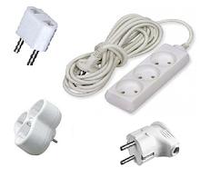 Электро-товары и комплектующие
