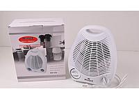 Тепловентилятор электрический для дома Wimpex FAN HEATER WX-424, 2000 Вт, обогрев, Защита от перегрева, Обогреватель электрический