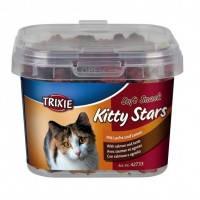 Trixie Soft Snack Kitty Stars витамины для кошек, 140г