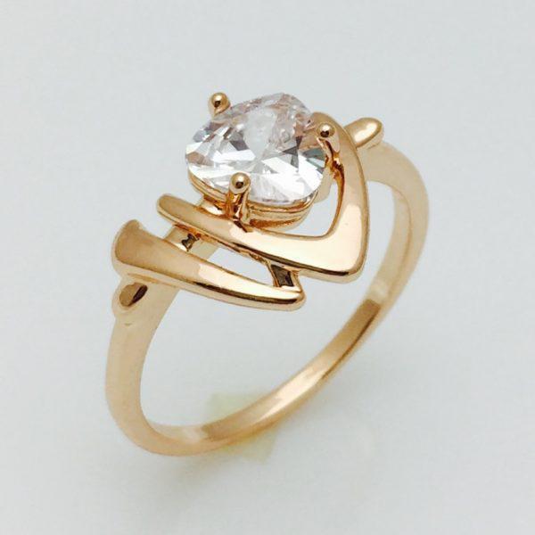 Кольцо женское Fallon, Рикки размер 17