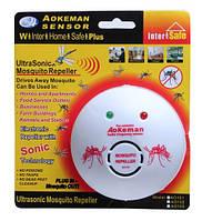 Ультразвуковой отпугиватель комаров UltraSonic  Aokeman AO-101 220В