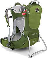 Рюкзак для переноски детей Osprey Poco AG, зеленый