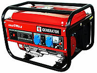 Бензиновий генератор Kraftwele KW6500 1F 4.5 кВт