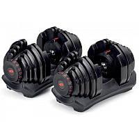 Наборные гантели Bowflex SelectTech 1090 (5-40кг)