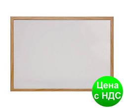 Доска магнитно-маркерная Optima, размер 90х120 см, MDF рамка O75131