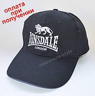 Чоловіча чоловіча спортивна кепка бейсболка блайзер Lonsdale, фото 1