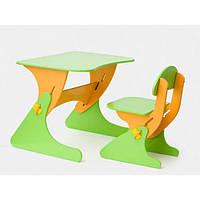Детский стул и стол растущий SportBaby KinderSt-2