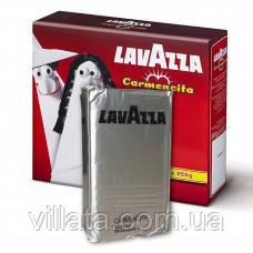 Кофе молотый Италия Lavazza Сarmensita 250 gr (Италия внутр. рынок серебр. пачка)