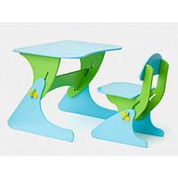 Стул и стол с регулируемой высотой SportBaby KinderSt-4