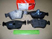 Колодка торм. MB C-CLASS (W202), CLK (C208) передн. (пр-во TRW) GDB1205
