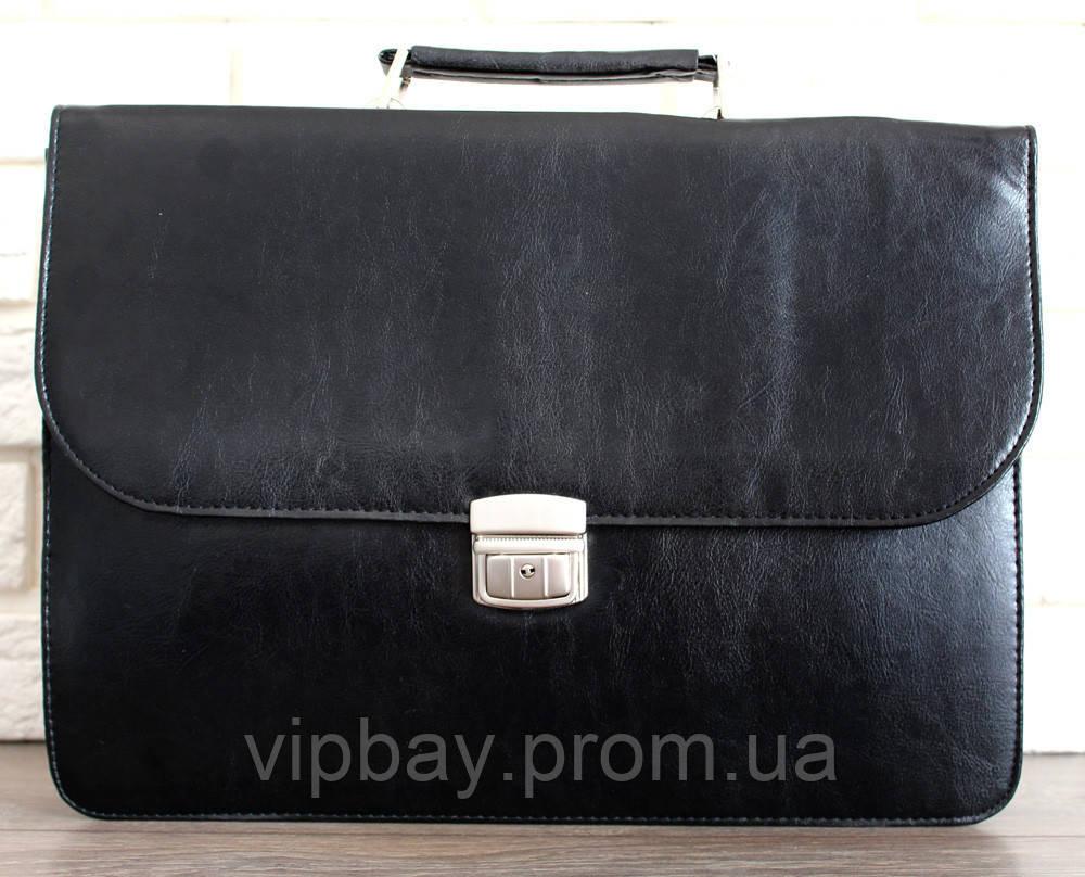 Чоловічий портфель класичний під документи (К-926)