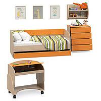 Детская мебель Маугли МЛ-2