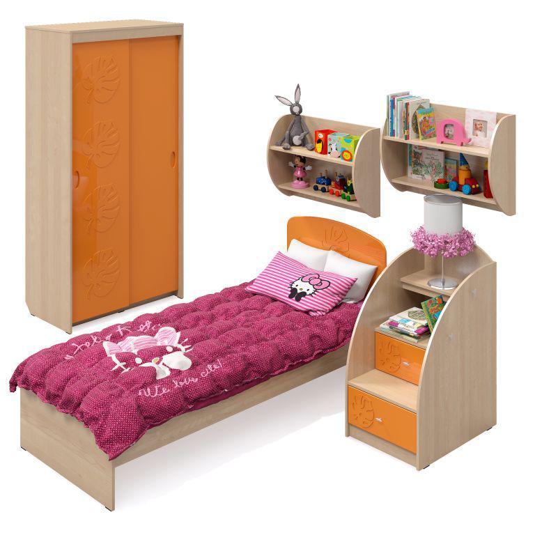 Детская мебель Маугли МЛ-4