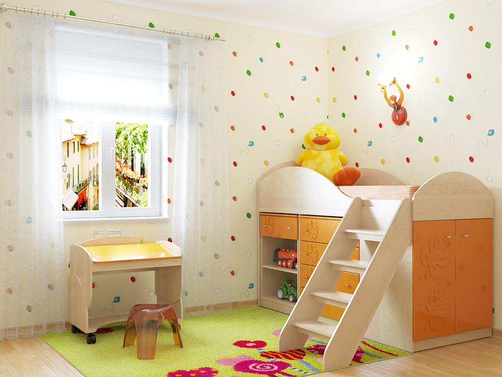Детская мебель Маугли МЛ-102