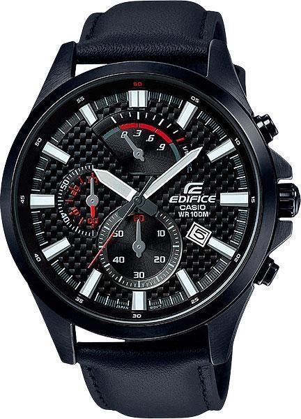 Наручные мужские часы Casio EFV-530BL-1AVUEF оригинал
