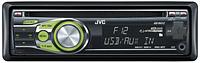 Автомагнитола Автомагнитола CD/MP3 JVC KD-R412