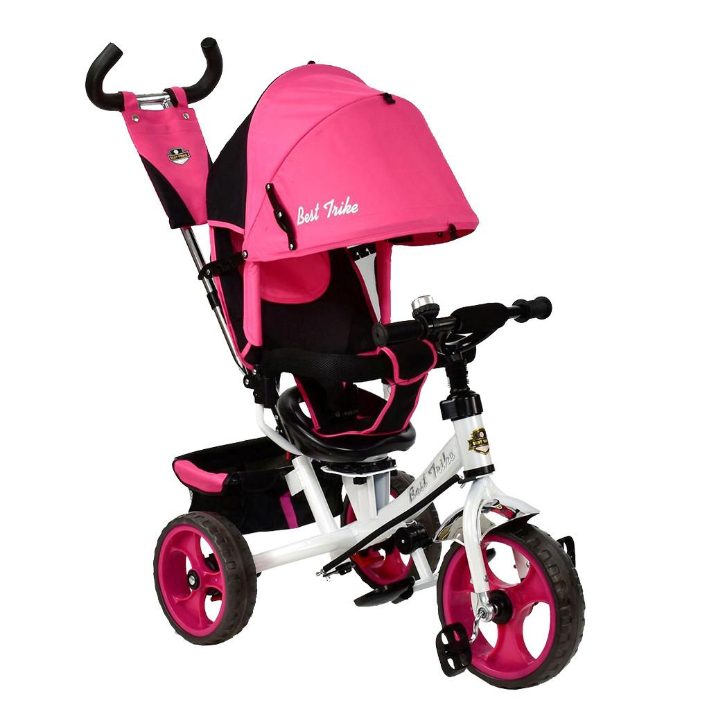 Bелосипед трехколесный Best Trike 5700 - 3980 Розовый 65698