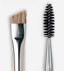 Матеріали та інструменти для фарбування брів і вій