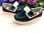 Кожаные туфли для мальчика, размер 25,27, фото 2