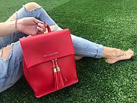 Стильный рюкзак с логотипом бренда 1169 (ЮЛ), фото 1