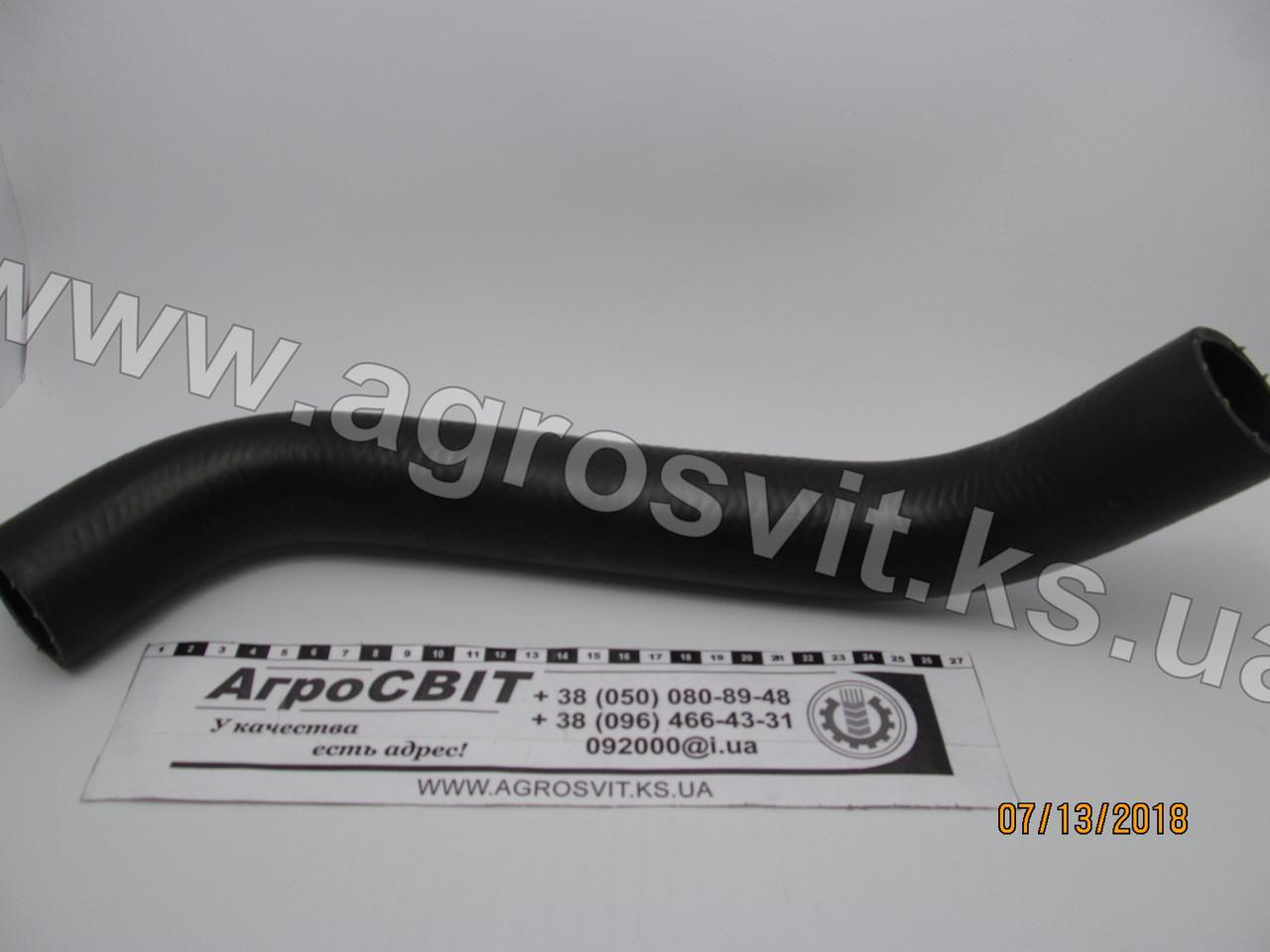 Патрубок ГАЗ-3307, ГАЗ-Дизель радиатора верхний