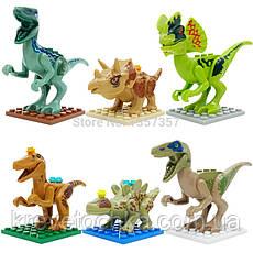 Лего Конструктор Jurassic World тирекс SL8916-B, фото 3