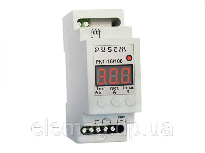 Однофазное Реле контроля тока РКТ-16/100