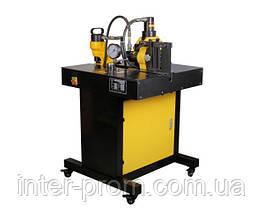 Станок гидравлический СРШ-150 для резки, гибки и перфорации токопроводящих шин ()