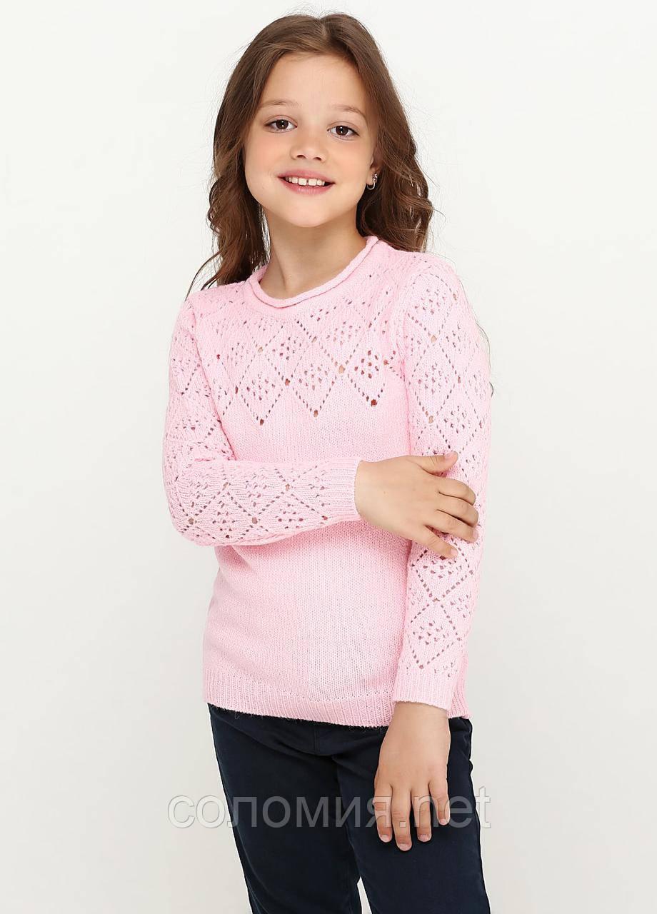 Чарівний шкільний светр  для дівчинки 128-152р
