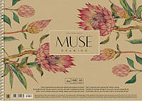 Альбом для рисования Muse 30 л спираль 030-159 Школярик