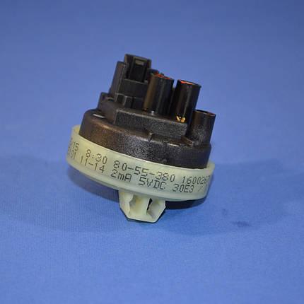 Прессостат (датчик уровня воды) для стиральной машины Ariston, Indesit C00263271 Arcadia, фото 2