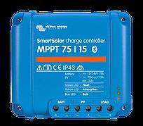 Контроллер заряда SmartSolar MPPT 75/15 (с Bluetooth)