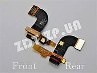 Шлейф питания с микрофоном Sony E5643,E5653,E5663.,E5633 Xperia M5 Dual (7400091)