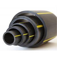 Труба ПЭ-100 напорная (SDR 17 S 8-10 атм)(цена за 1 пог.м) (d-180)