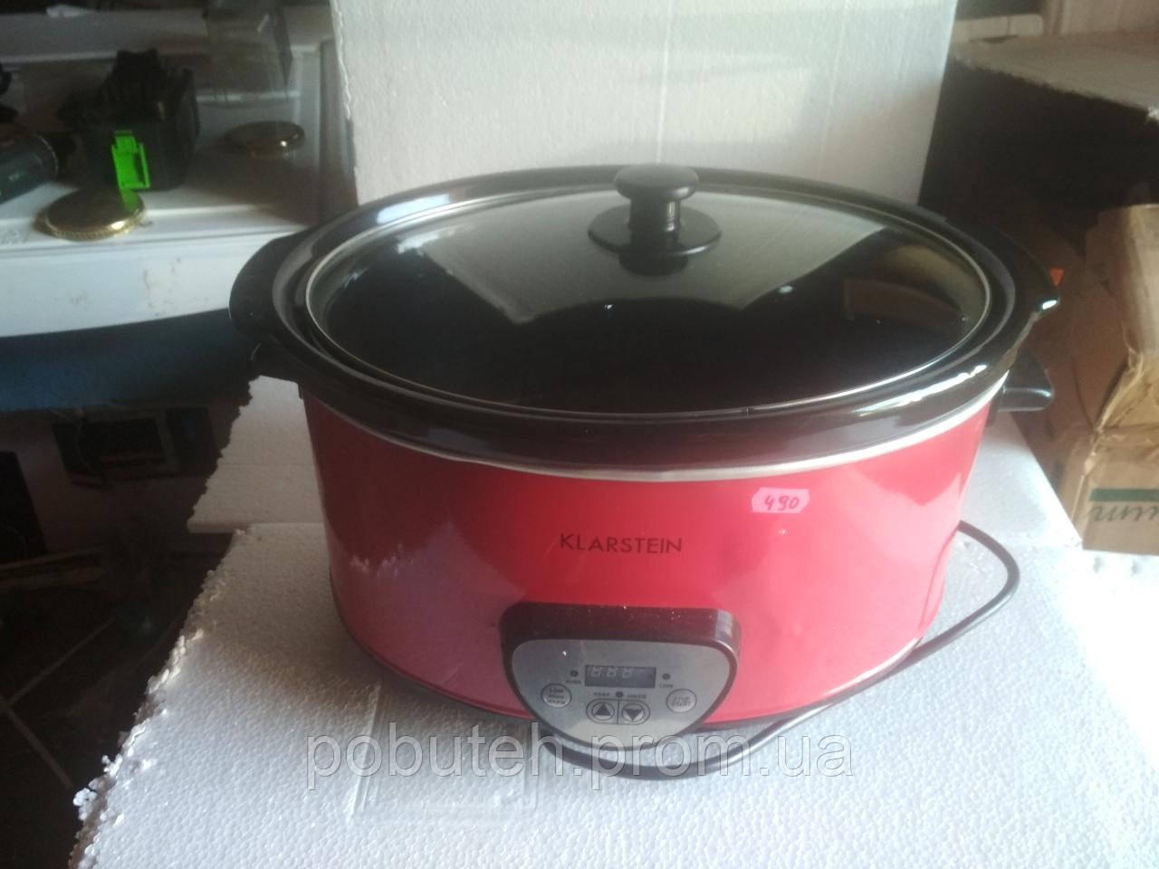 Медленноварка Klarstein Bankett Slow Cooker digital
