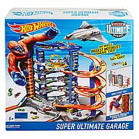 Невообразимый Трек Гараж-гигант Ультимейт Хот вилс Hot Wheels Super Ultimate Garage Playset FDF25
