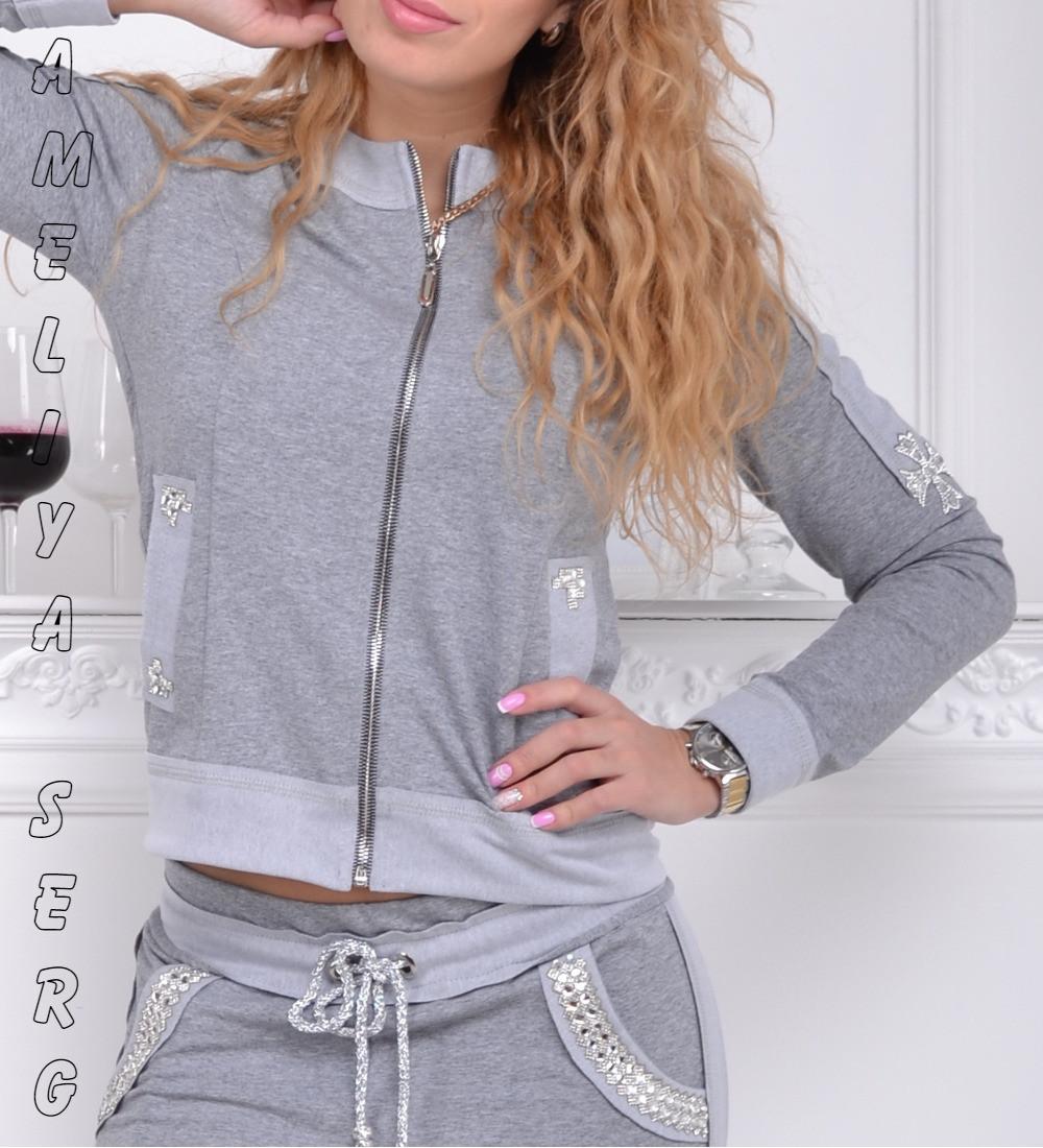 fcb978f6d0f Модные женские Турецкий брендовый стильный спортивный костюм женский ...