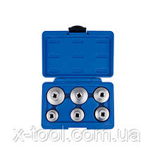 Набор съемников маслянных фильтров (головки) 6 пр. KING TONY 9AE8006