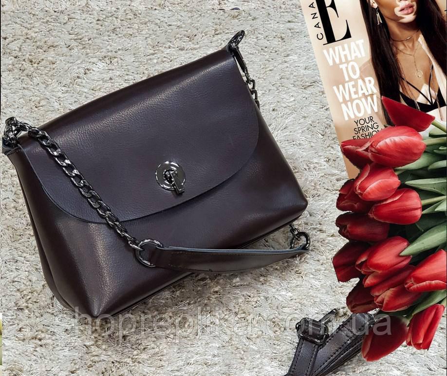 6d0fb4fbf38b Сумка натуральная кожа SS272 кожаные сумки в коричневом , цена 863 грн.,  купить в Киеве — Prom.ua (ID#741897507)