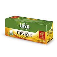 Чай в пакетиках Loyd Ceylon Sense, черный, 2г*25шт