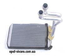 Радиатор печки Renault Master III 2010-2018